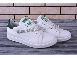 Кроссовки Road style Adidas Stan Smith 16-4 C082 белые